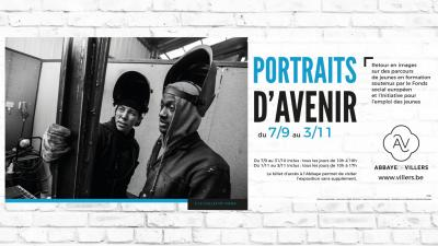 Expo photo Portraits d'avenir